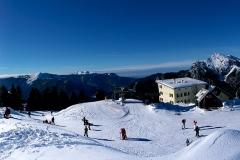 Skier en Chartreuse / Le Planolet